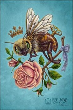 Bee Love Journal: Brigid Ashwood: 9781482724080: Amazon.com: Books