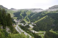 Extreme Environments - The challenges and opportunities of a ski resort in the summer, Flaine, France