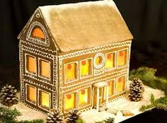 Image result for gingerbread house windows
