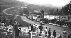 Circuit Spa-Francorchamps in the early 20's