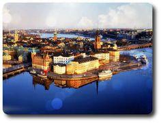 Excursión para tu crucero en Estocolmo con TU Italia