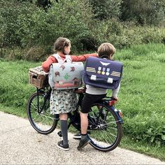 School Bags, Siblings, Sticks, Exploring, Baby Strollers, Brother, Sisters, Puzzle, Journey
