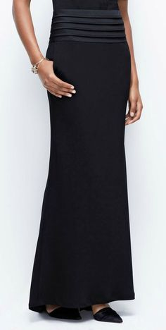 So excited!!! Just bought this Tuxedo Skirt at Ann Taylor at 50% off! Today only! (Black Friday)