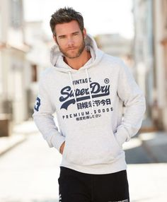 Superdry Premium Hood
