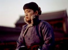Raise the Red Lantern.  Gong Li is stunning in this. well in everything. But specifically in this.