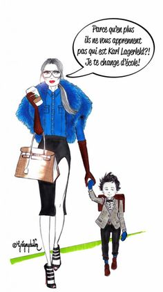 In Karl Lagerfeld we trust.