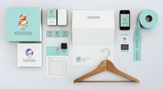 Isabela Rodrigues of Sweety Branding Studio designed Sinhazinhas, a brand of women's clothing designed for the younger crowd.