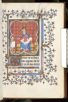 Book of Hours, MS M.141 fol. 81r - Images from Medieval and Renaissance Manuscripts - The Morgan Library & Museum