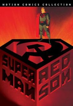 Superman: Red Son - Motion Comics Collection [DVD] [2009]