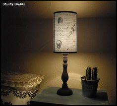 Jack's Anatomy Lampshade Lamp Shade.
