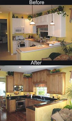 kitchen renovations ideas | Kitchen Cabinet Remodeling – A Few Good Ideas To Remodel Your ...