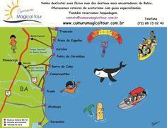 Cumuru Magical Tour  - Sul da Bahia
