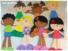 Foam Crafts, Preschool Crafts, Diy And Crafts, Crafts For Kids, Inspirational Bulletin Boards, Bible Crafts, Kids Church, Cute Little Girls, Cute Faces