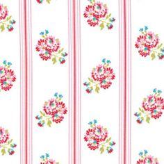 Tanya Whelan Delilah - Posy - Pink Fabric