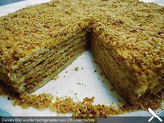 Honigtorte Priwet, ein beliebtes Rezept aus der Kategorie Torten. Bewertungen: 25. Durchschnitt: Ø 4,3.