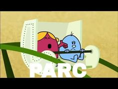 Les Monsieur Madame - Parc d'attractions (EP25 S1) - YouTube Monsieur Madame, Attraction, Youtube, Cartoon, Characters, Drawings, Youtube Movies