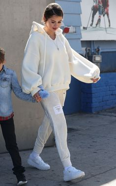 March 26: Selena leaving Iceland Ice Skating Center in Los Angeles, CA