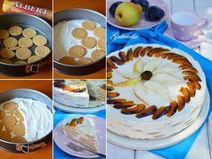 Gabriella kalandjai a konyhában :): Tejföltorta - sütés nélkül Cereal, Pudding, Baking, Breakfast, Food, Morning Coffee, Custard Pudding, Bakken, Essen