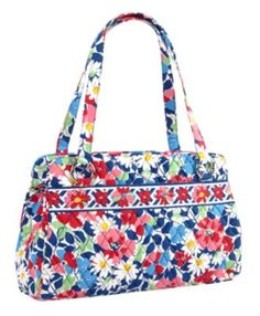 Can't wait to by this!! The NEW Whitney bag in Summer Cottage!!     <3 Vera Bradley