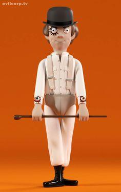 Evil Vinyl – De superbes art toys inspirés des films et séries cultes ! (image)