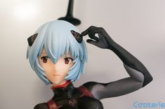 Evangelion: 3.0: Rei Ayanami, tentative name ver. (Sega Prize) Figure Review - Cooterie