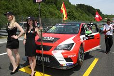 TCR International Series. Austria. Austria