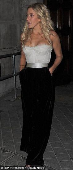 Ellie Goulding looking lovely