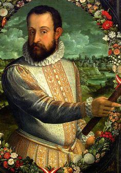 Alfonso II d'Este,husband of Lucrezia de Medici