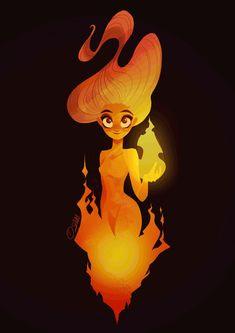 Essa mulher é fogo!!!