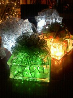 Check out our website or fb page www.icelightdelights.com - Unique gifts for every occasion..stay tuned for some special treats!