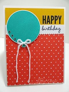 Bermuda Baloon by pdncurrier - Cards and Paper Crafts at Splitcoaststampers