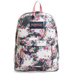 Jansport 'Superbreak' Backpack (€33) ❤ liked on Polyvore