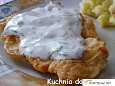 Piersi z kurczaka w cieście czosnkowym - Pomyslowi.net My Favorite Food, Favorite Recipes, Polish Recipes, Polish Food, I Foods, Food Inspiration, Food To Make, Chicken Recipes, Easy Meals
