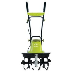 Get this Sun Joe TJ604E 16-Inch Electric Garden Tiller Cultivator for only $98.10 after a price drop from $149.99 at Walmart. You save 35% off the retail price for this garden tiller. Plus, this item ships free. Deal may expire soon. Farm Tools, Garden Tools, Lawn And Garden, Home And Garden, Electric Tiller, Power Tiller, Garden Cultivator, Home Vegetable Garden, Tractor Supplies