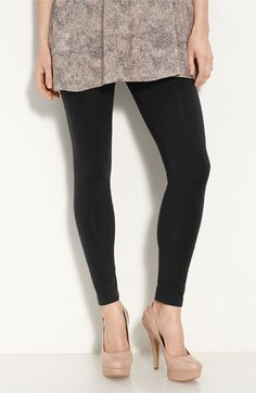 Lyssé® Control Top Leggings | $58 Nordstrom. Pretty much the best leggings ever.