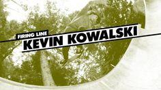 Firing Line: Kevin Kowalski - http://dailyskatetube.com/firing-line-kevin-kowalski/ - https://www.youtube.com/watch?v=MU6SRnjxC84 Source: https://www.youtube.com/watch?v=MU6SRnjxC84 Kevin hits wall after wall in his paradise of a backyard. Keep up with Thrasher Magazine - firing, kevin, kowalski, line