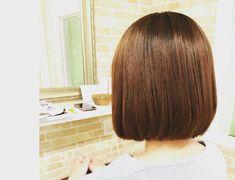 ロングからボブスタイル #美容室 #creer_for_hair#鹿児島市#鴨池  #30センチカット #新春カット #ボブスタイル #成人式の後だから