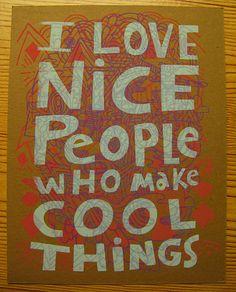nice people / overlay by Willbryantplz, via Flickr