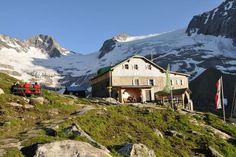 Koch und Jungkoch gesucht für Alpenvereinshütte Tirol Hiking With Kids, Go Hiking, Der Bus, Tours, Cabin, House Styles, Portal, Nature, Travel