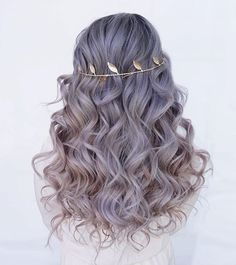 Nov 2018 - Colours of the Rainbow. See more ideas about Hair, Dyed hair and Hair styles. Coloured Hair, Pastel Hair, Lilac Hair, Cool Hair Color, About Hair, Hair Day, Pretty Hairstyles, Hairstyle Ideas, Classic Hairstyles