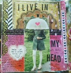 Kelly Kilmer Artist and Instructor: 17 June 2013 Journal Page