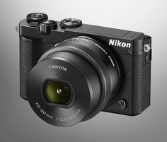 Nikon introduces a portable yet powerful addition to the Nikon 1 System of compact interchangeable lens cameras, the incredibly fast Nikon 1 J5, designed for photographers ready to creatively capture and share their passions.