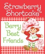 "Strawberry Shortcake: Berry Best Friends ""No one knows better than Strawberry Shortcake and her pals how sweet it is to have best friends. The berry merry world of vintage Strawberryland is captured in this mini book that comes packed with visions of friendship in the art of Strawberry, Blueberry Pie, Angel Cake, and each of their delectable buddies. This heart-warming little book makes a perfect gift to those who bring sunshine to our lives everyday."""