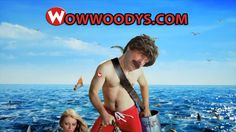 Watch the Woody's Weekly Update 37! It's Shark Week! What's trending, you ask? How about the fussy baby who's a big Katy Perry fan? Happy Bottoms get their $500 check, Ian walks around an amazing Cadillac, the WowMap, and more! The Woody's weekly update starts NOW!