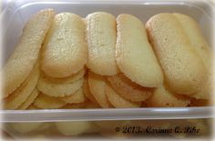 Heart of Mary: Lengua de Gato Cookies