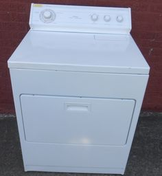 Appliance City - WHIRLPOOL ELECTRIC DRYER, $199.00 (http://www.appliancecity.info/whirlpool-electric-dryer/)