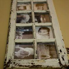 Old window .... New pics classic!!!