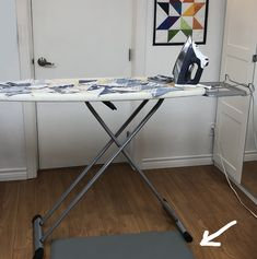 Anti-fatigue mats reduce the fatigue and discomfort that happens when we stand too long at the cutting table, longarm or ironing board. Home Furnishing Stores, Reduce Stress, Concrete Floors, Quilting, Good Things, Flooring, Healthy, Board, Table