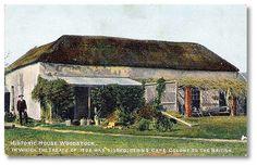 Woodstock House 1806 signed Treaty by HiltonT, via Flickr