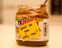 The Nutella Curse: How a Vice Is Also a Blessing